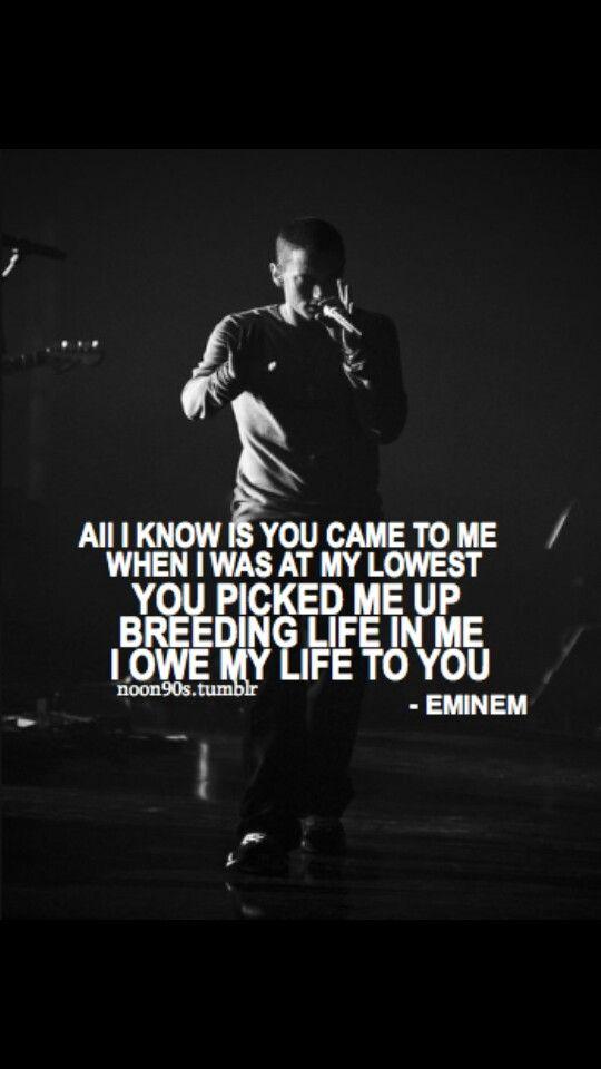 Eminem I Need A Doctor Lyrics : eminem, doctor, lyrics, Everything,, Eminem,, Daddy,