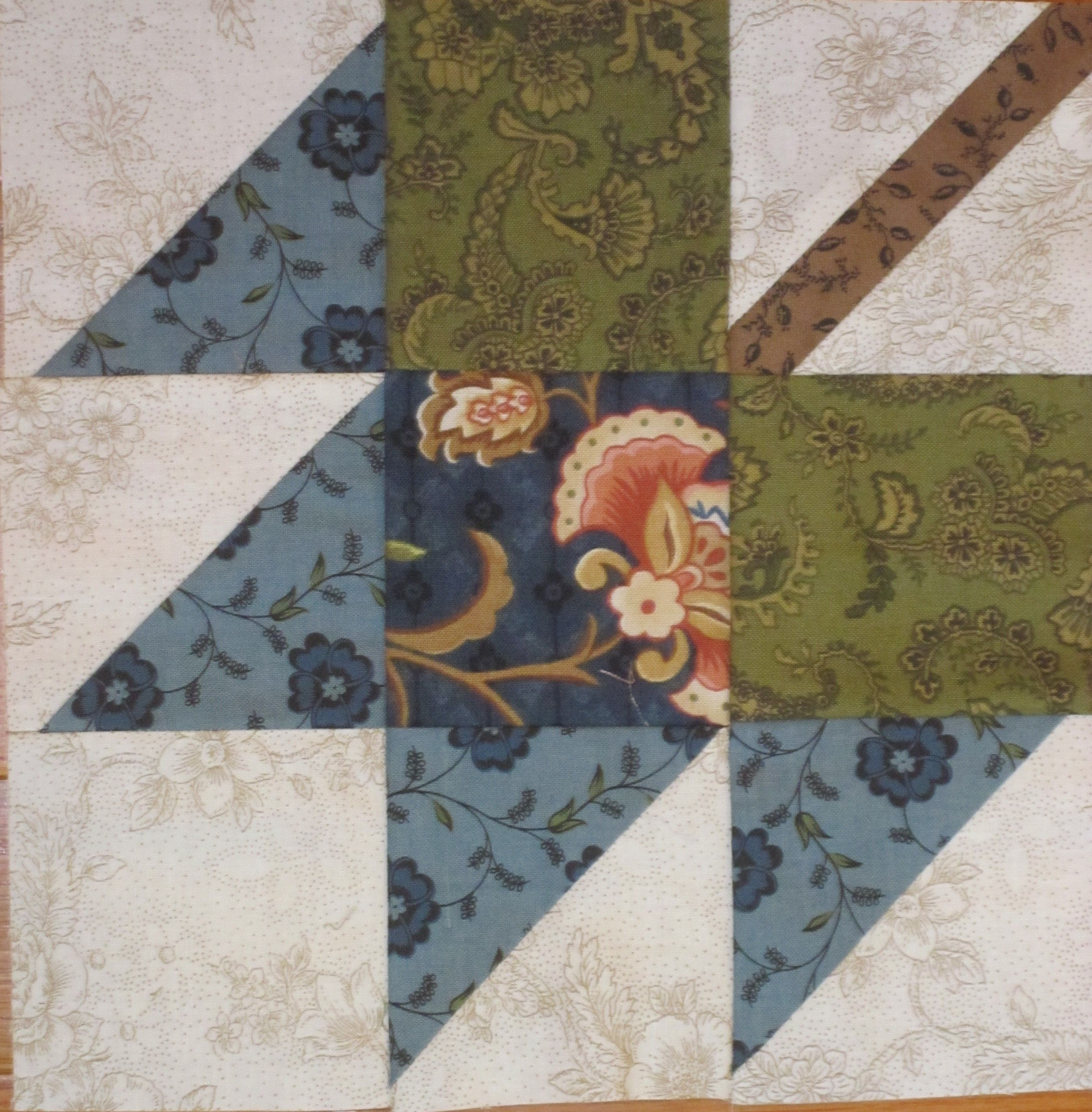 Civil War Quilt blocks 2012