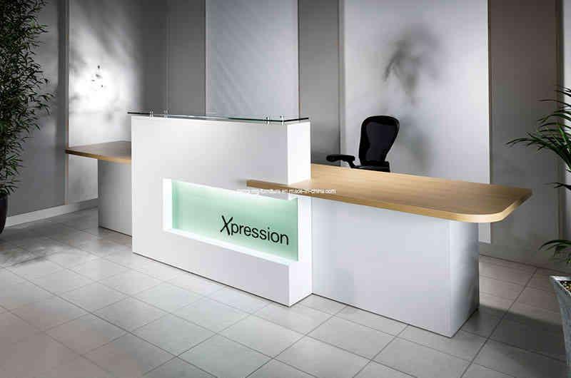 G5562 Reception Table Office Furniture Interior Design