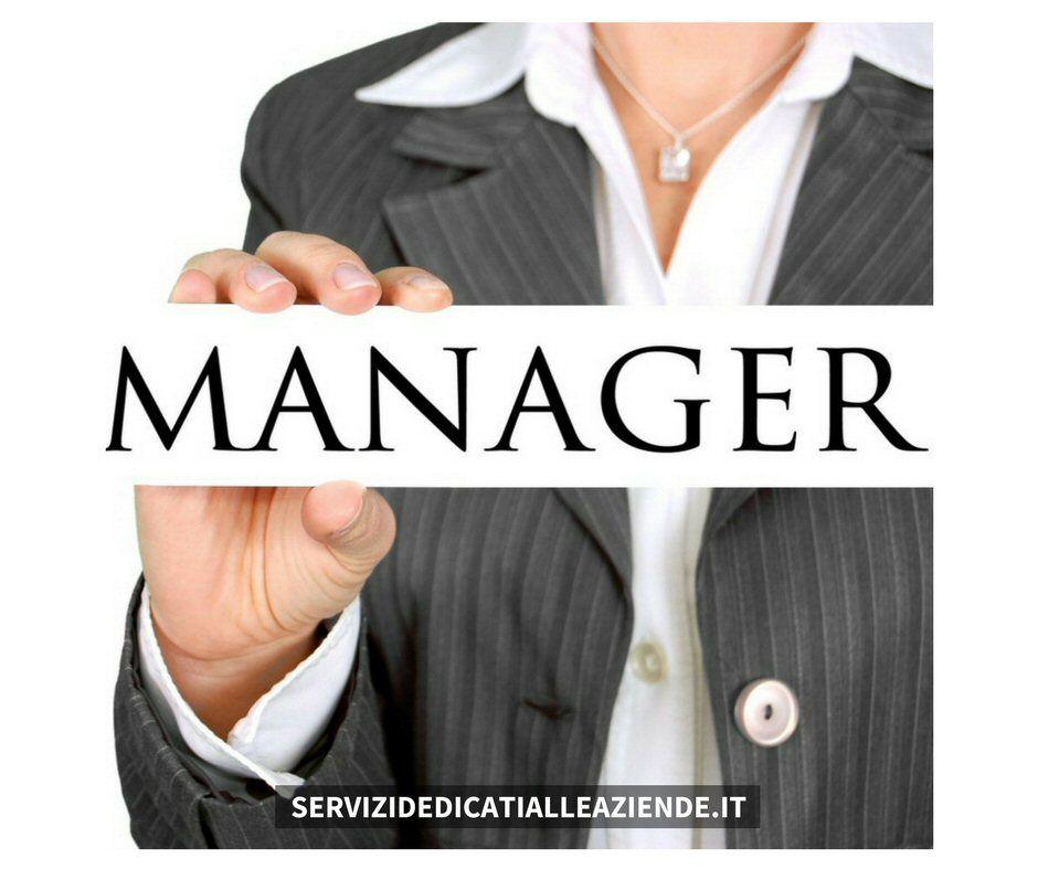 La capacità di un Manager influisce sugli obiettivi finali.