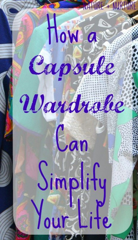 Learn how adopting a new approach to your closet can make your life a WHOLE lot easier! Must read!