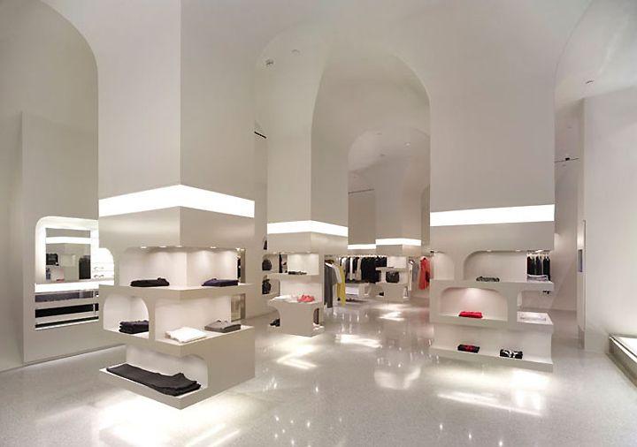 Alexander McQueen Flagship Store By Pentagram Los Angeles Design