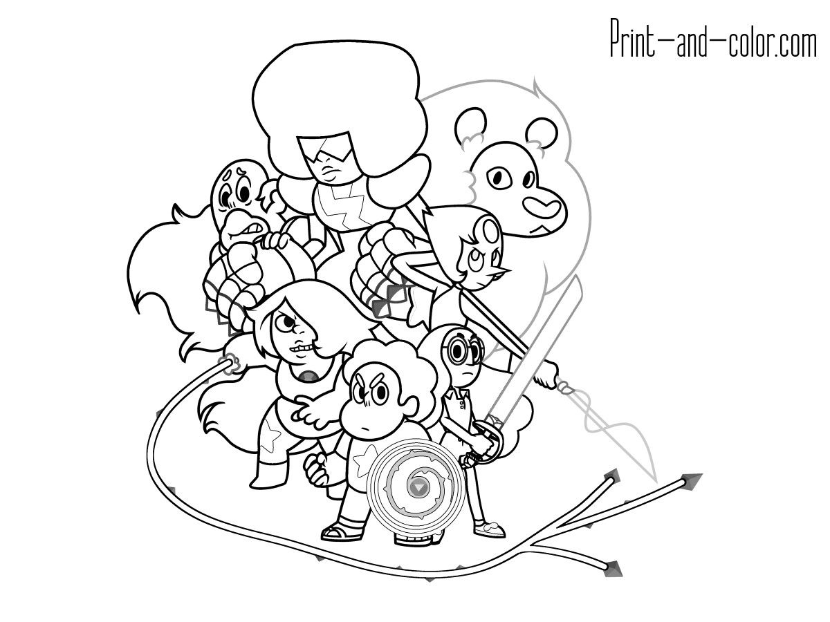 Steven Universe Coloring Pages Best Coloring Pages For Kids Cartoon Coloring Pages Coloring Books Coloring Pages