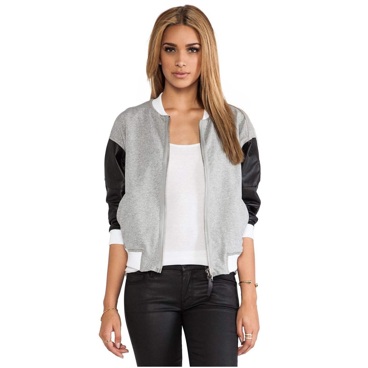BROGDEN Bomber Jacket for Women | fashion: a dream closet ...