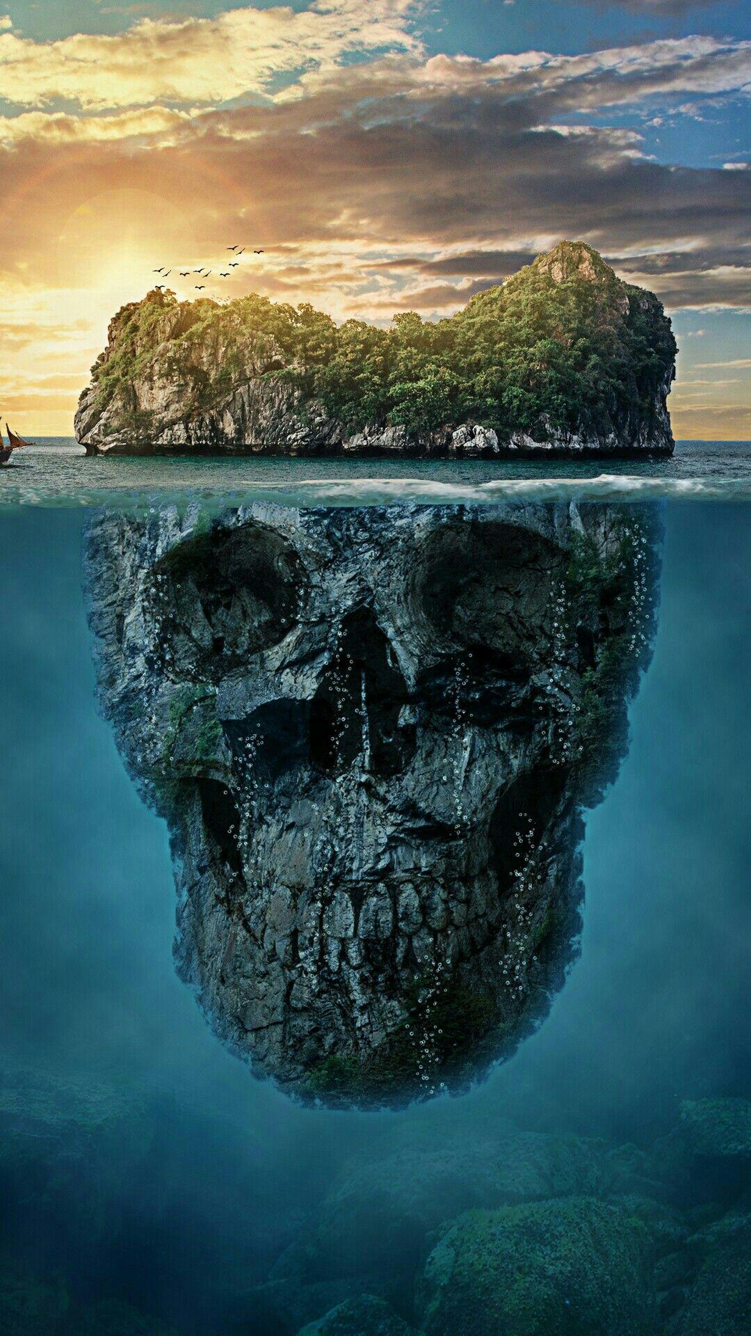Wallpaper Tapeta Wyspa Woda Ocean W 2019 Tapety Ocean I