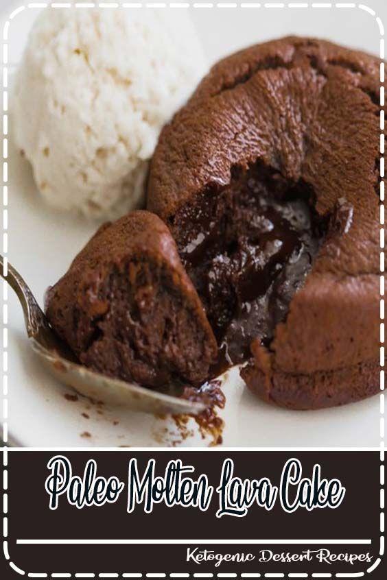 paleo molten lava cake in 2020 paleo recipes dessert dessert recipes lava cakes on hebbar s kitchen cake recipes id=65143
