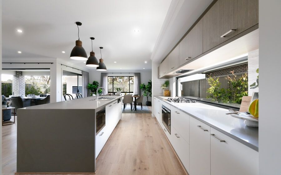 Kitchen // The Freedom By Metricon Merricks, On Display In