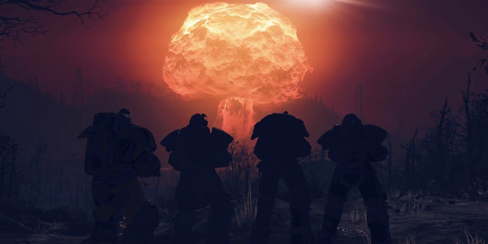 Fallout 76 Players Crash Servers with Triple Nuke Launch   in360news