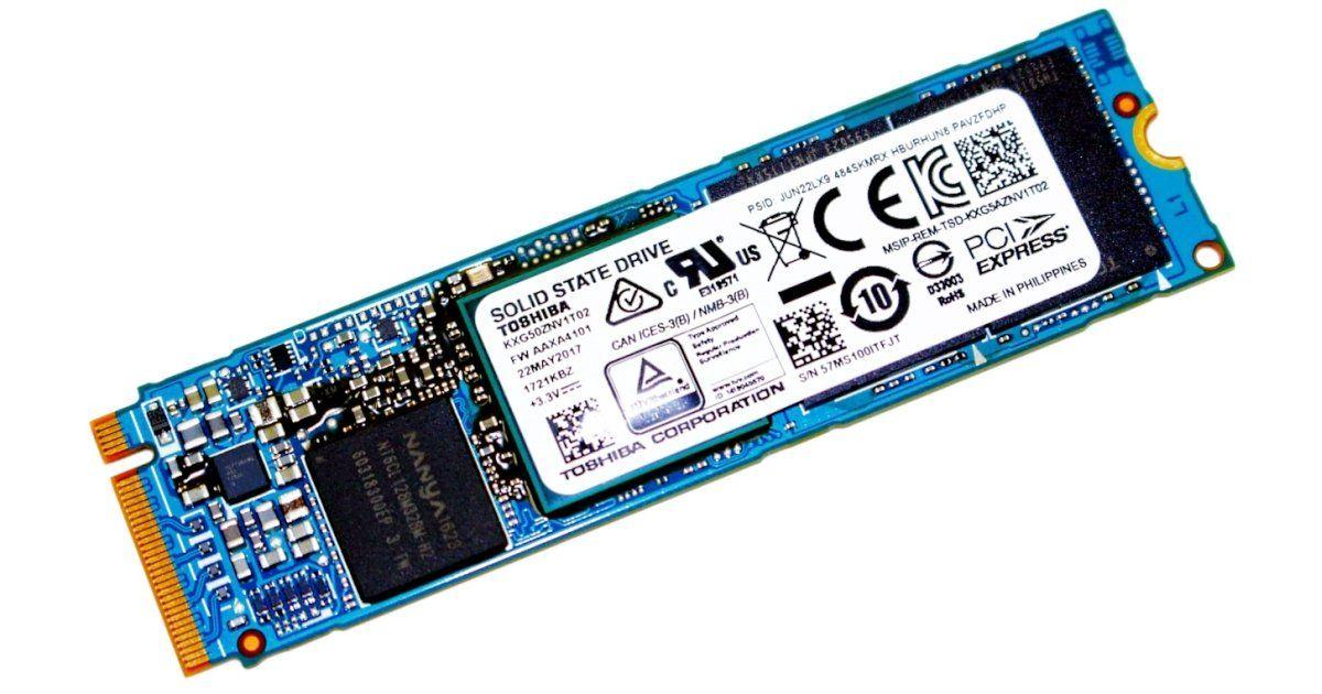 Toshiba Xg5 1tb Oem M 2 Nvme Pcie Ssd Review Toshiba Ssd Reviews