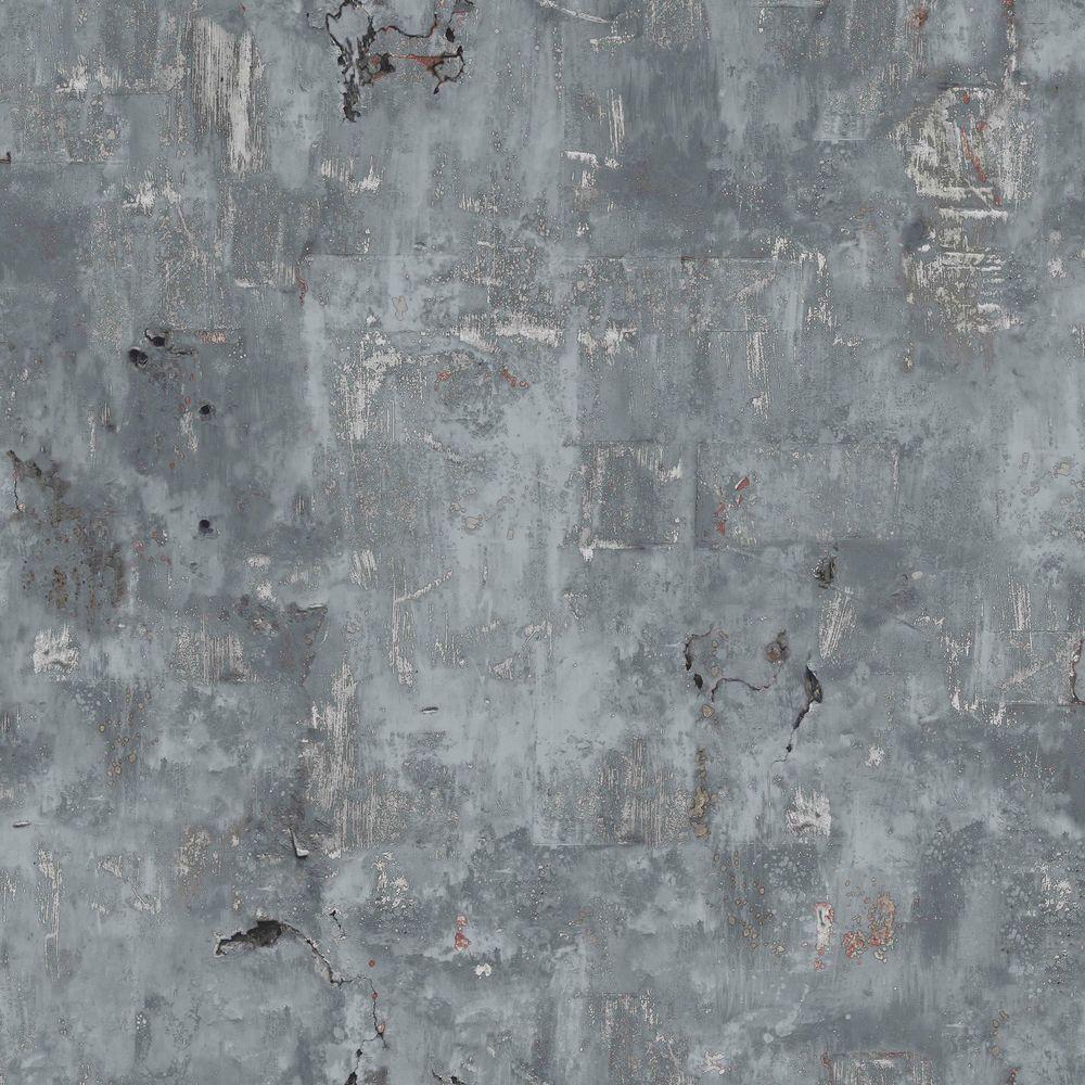 details zu vliestapete beton optik grau verwittert patina 3502 industrie steinwand homestyle. Black Bedroom Furniture Sets. Home Design Ideas
