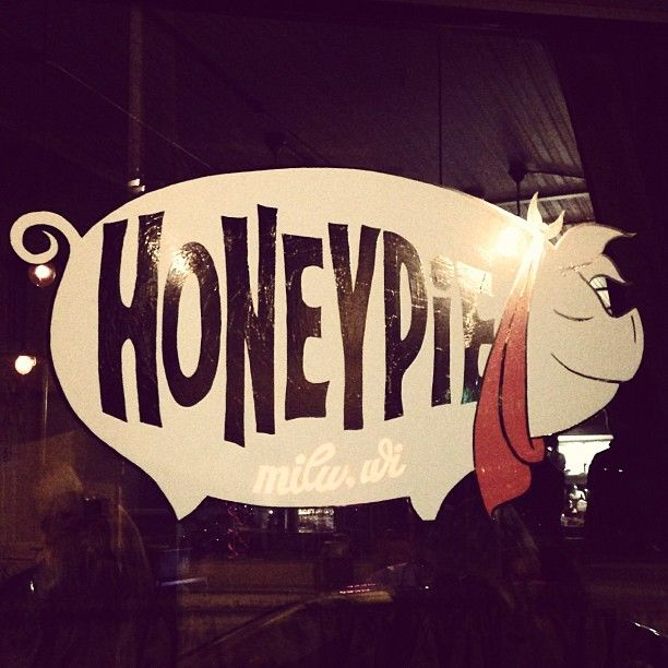 Honeypie uses a lot of locally sourced ingredients, including meats. They have a chalk board listing all of the farms they source from, and have Trivial Pursuit card decks at every table to entertain you while you wait. Down home comfort foods with a local food focus.