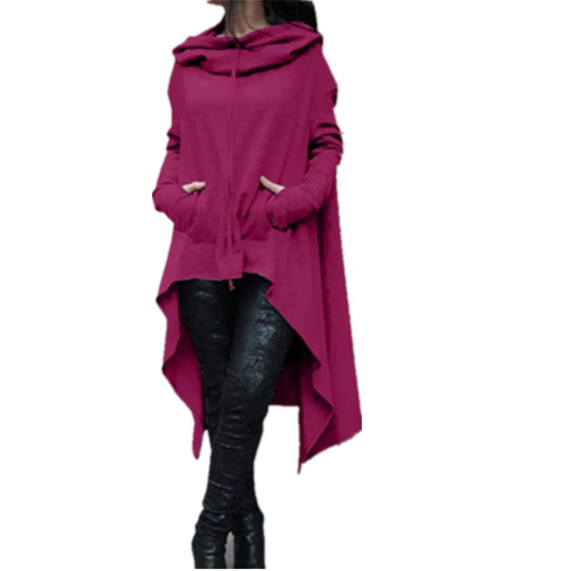 Victory! Check out my new Fashionable Solid Hooded High