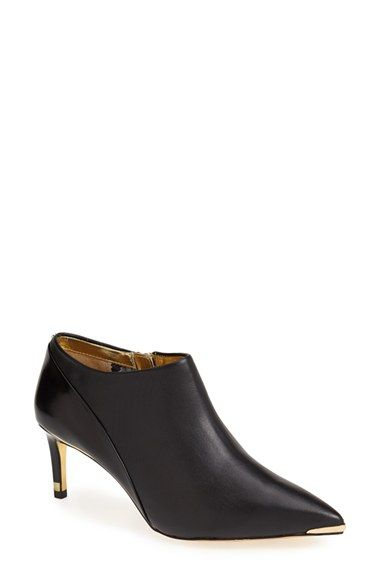 be9da211862b15 Ted Baker London  Narill  Pointy Toe Leather Bootie (Women) available at   Nordstrom