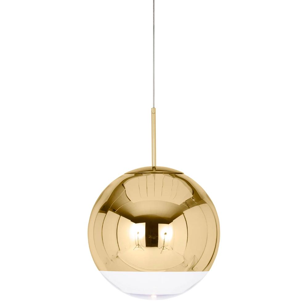 Mirror Ball Pendant 40 Gold In 2020 Mirror Ball Globe Bulb Floor Lamp Design
