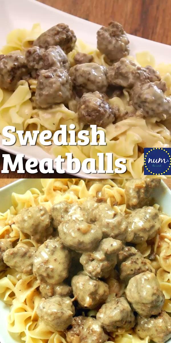 Swedish Meatballs images