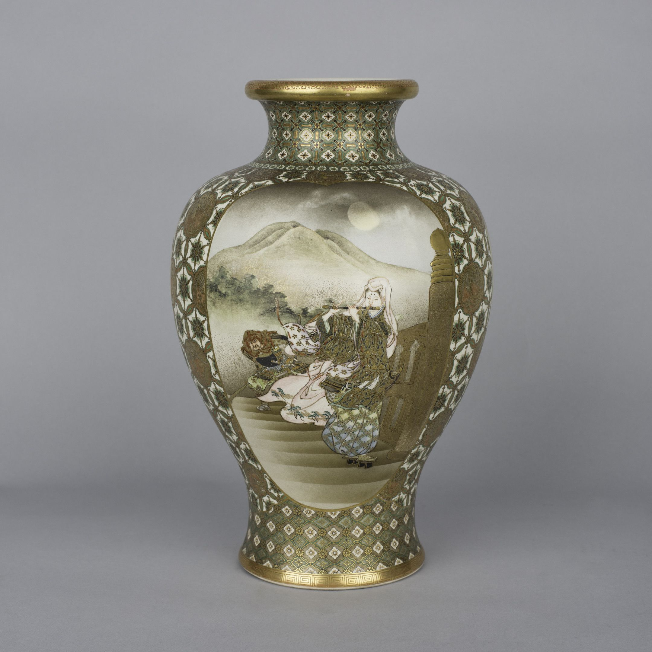 Satsuma vase meiji period 1868 1912 signed kinkozan meiji explore satsuma vase japanese culture and more reviewsmspy