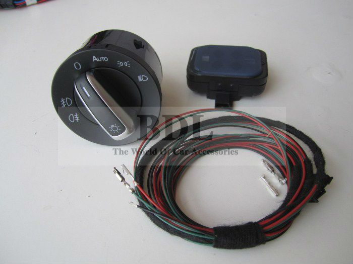 Oem Original Auto Headlight Switch Rain Sensor Wire  Cable