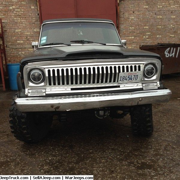 1981 Jeep J10 Stepside With Images Jeep Jeep Parts For Sale