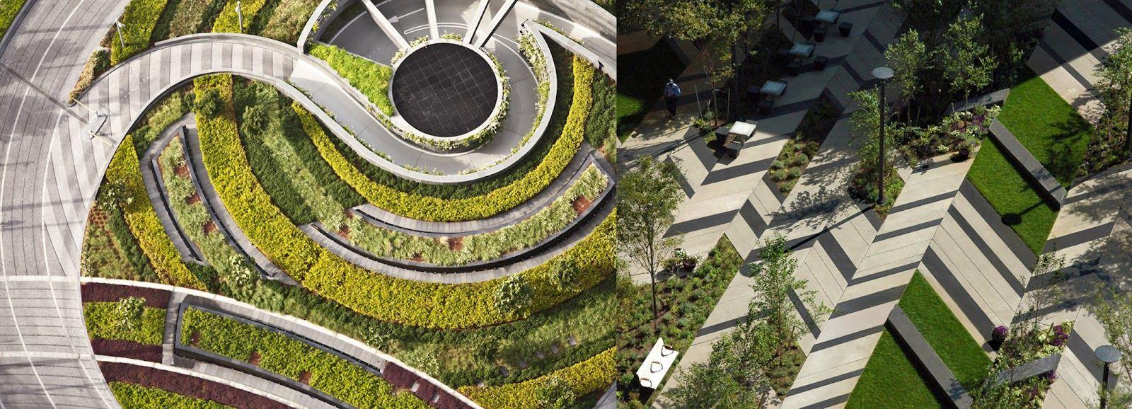 Burj khalifa park by swa group ud landscape design for Swa landscape architecture