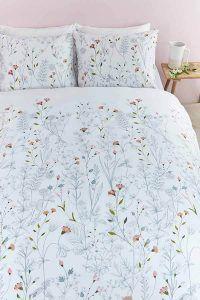 Super Bettwäsche COLORFUL GARDEN bringt den Sommer in dein Bett ER06