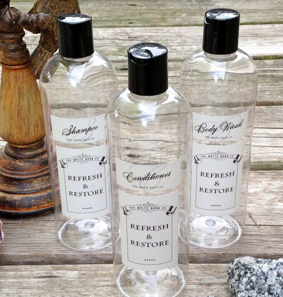 Genial Decorative Soap Dispenser Bottles, Guest Bath, Shower Dispenser Bottles,  Shampoo Bottles $15.00