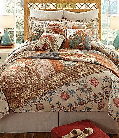 Noble Excellence Villa Catarina Bedding Collection #Dillards