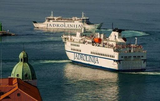 Rijeka to Dubrovnik Ferry Connection Returning | I want to