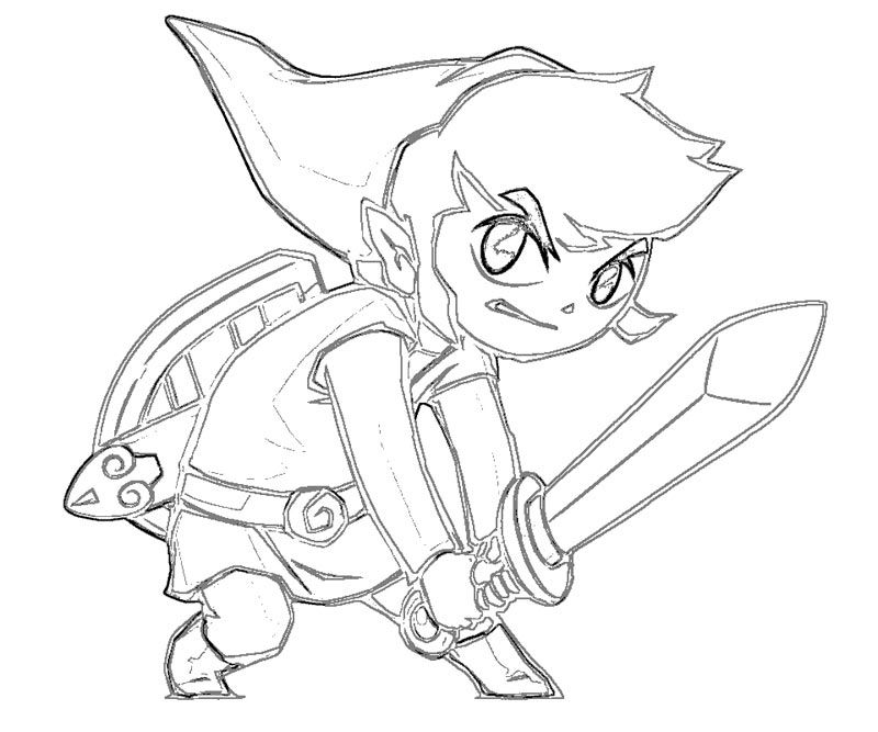 link zelda coloring pages Google Search Embroidery