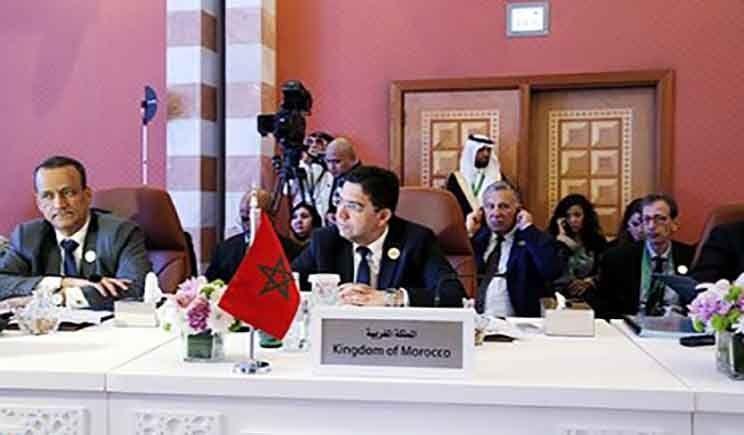 اجتماع وزراء خارجية دول منظمة التعاون الإسلامي بجدة لبحث جدول أعمال القمة الإسلامية بمكة المكرمة بمشاركة المغرب Morocco Talk Show