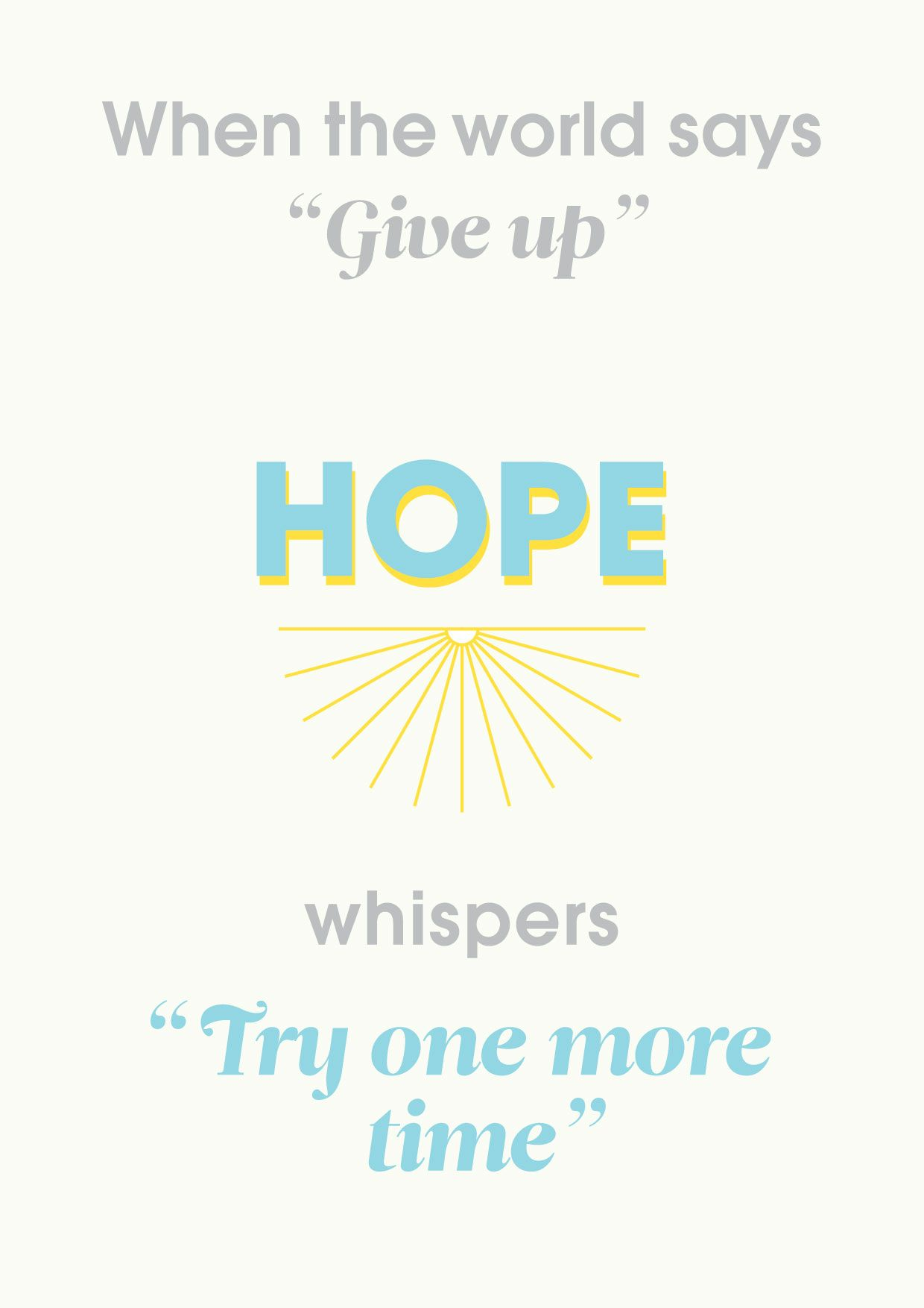 Affordable Print-It-Yourself A3 Typographic Quote Posters/Wall Decor at  http: