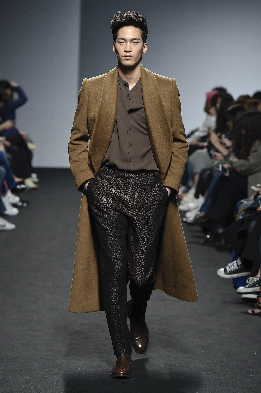 Kim Seo Ryong Seoul Fall 2016 Fashion Show | Seoul Fashion ...