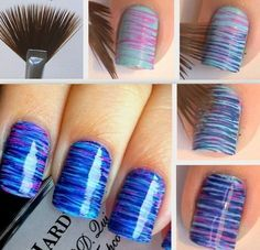Simple Nail Polish Designs Step By Step 6 Easy To Do Nail Art