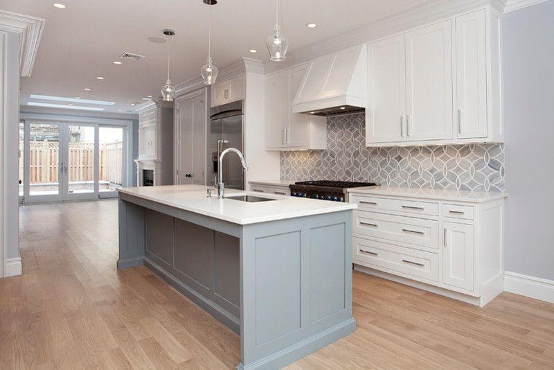 Winsome Ann Sacks Backsplash Decorating Ideas In Kitchen Contemporary Design  Ideas With Winsome Ann Sacks Backsplash