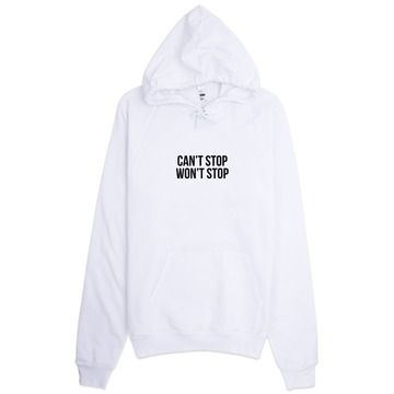 Currently inspired by: Can't & Won't Hoodie on Fab.com