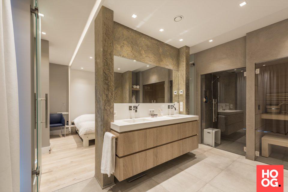 Van Essen Interieurbouw - Penthouse met luxe interieur | Badkamer en ...