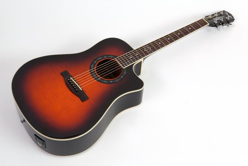 Fender T-Bucket Acoustic Electric Guitar
