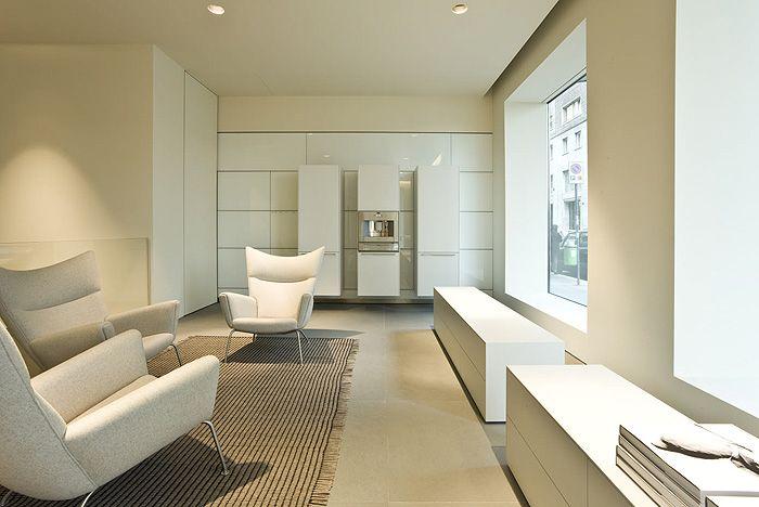 John pawson for bulthaup showroom in milan cocinas design