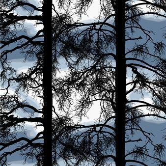 Kelohonka gardinen har en finsk design av tallar skapat av Tanja Orsjoki som för naturen närmare! Gardinen finns i flera vackra nyanser och är perfekt att ha i vardagsrummet eller i sovrummet för att skapa en varm och mysig miljö.
