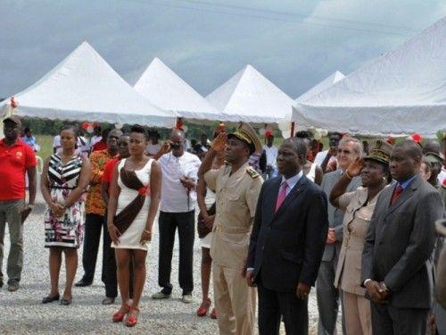 Côte d'Ivoire: Barry Callebaut inaugure un «centre d'excellence du cacao»