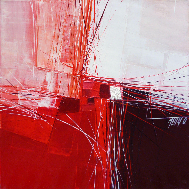 tableau le fleuve rouge ii par olivier messas abstrait en abstract dc41115le010 abstract. Black Bedroom Furniture Sets. Home Design Ideas