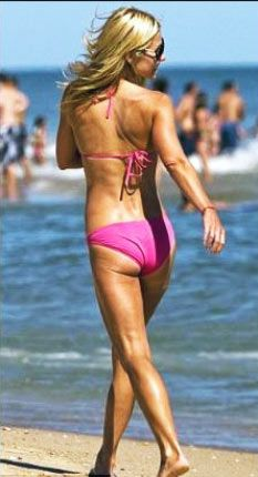 Not kelly ripa bikini body opinion