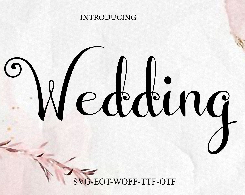 50+ Wedding calligraphy fonts alphabet ideas in 2021