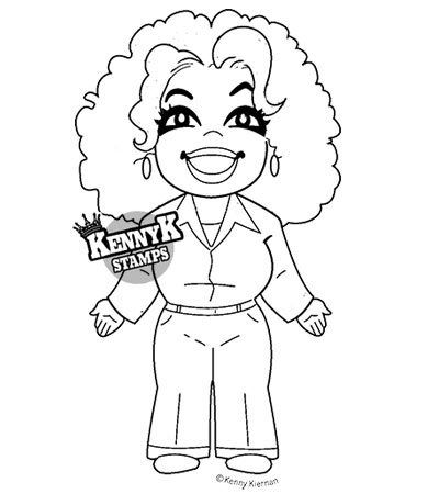 the big o african american tv celebrity paper crafts card making Wide Screen TV the big o african american tv celebrity paper crafts card making digi st by kennyk st s