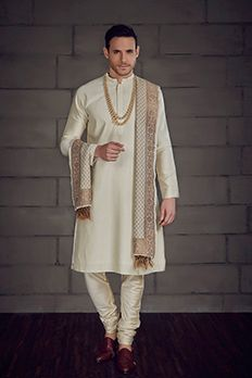 a6b7753b8c Indian Kurtas for Men, Traditional Indian Clothing Online | BenzerWorld