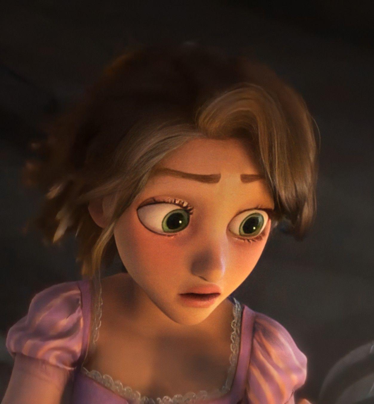 Rapunzel Short Hair