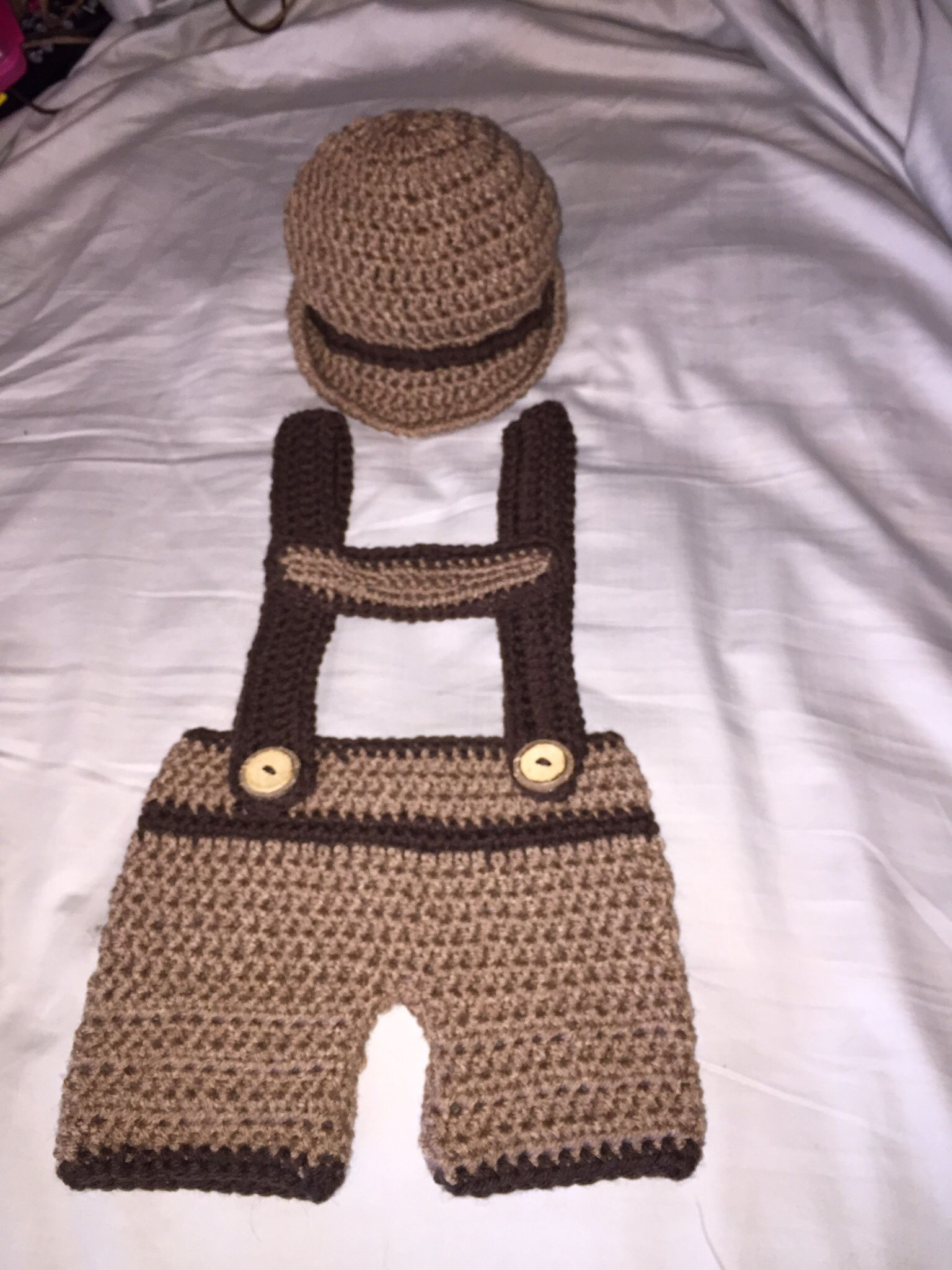 Crochet Lederhosen und Trachtenhut | BeBe\'s Blessings. | Pinterest ...
