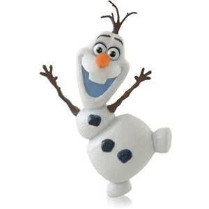 This guy will make you smile! Olaf Disney Frozen 2014 Hallmark Keepsake Ornament