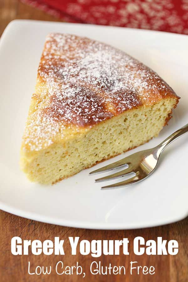 Greek Yogurt Cake Recipe | Healthy Recipes Blog