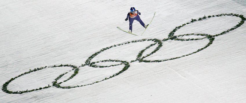 Skispringen Spielen