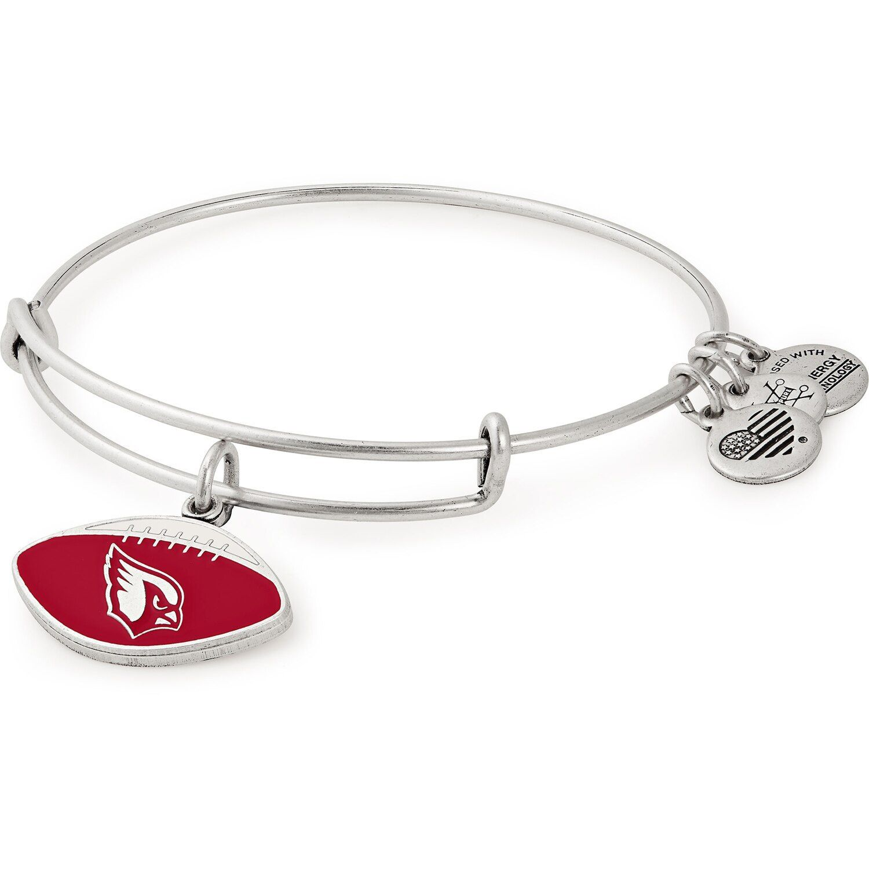 Women's Alex & Ani Arizona Cardinals Stack Bracelet #Affiliate #Ani, #Alex, #Women, #Arizona